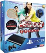 Console PS3 Ultra Slim 12 Go Sony + Sports Champion 2 + Pack dcouverte Move ? Console Playstation 3 Sony